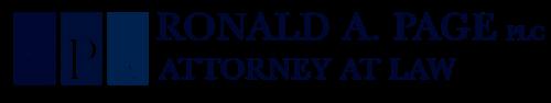 Company Logo For Ronald Page, PLC'