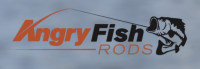 Angry Fish Rods Logo