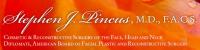 Stephen J. Pincus, M.D., F.A.C.S. Logo