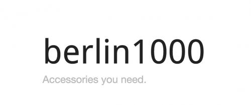 Company Logo For berlin1000'