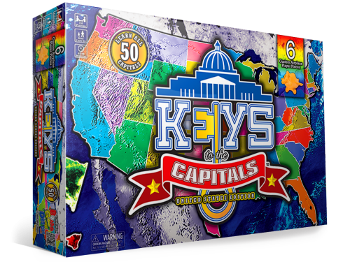 KEYS TO THE CAPITALS'