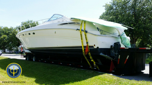 Seven Seas Yacht Transport'