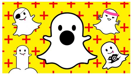 New study shows Snapchat as the most popular social network'