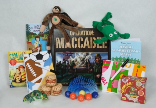 Jewish toys and activities'