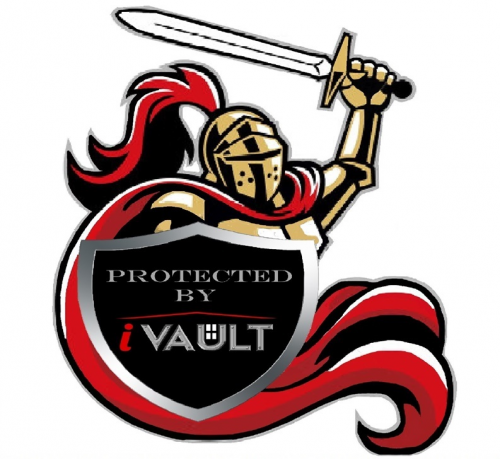 Company Logo For iVault Home Protection'