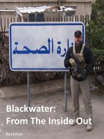 BlackWater Book Cover'