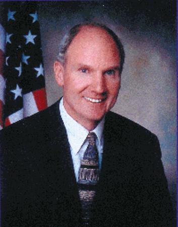 El Paso County District Attorney Dan May'