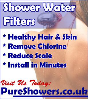 Logo for PureShowers.co.uk'