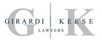 Girardi|Keese Lawyers Logo