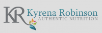 Kyrena Robinson Authentic Nutrition Logo