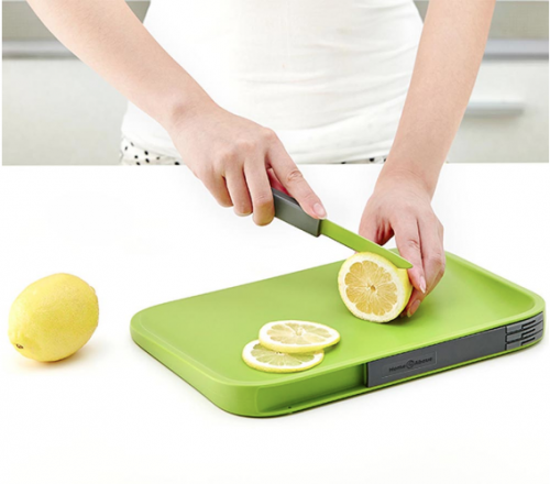 Modern Multi-Functional Cutting Board from Home and Above'