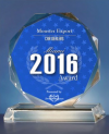 Monster Export has been selected for the 2016 Miami Award'