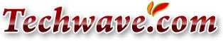 Logo for Techwave.com'