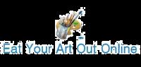EatYourArtOutOnline.com Logo