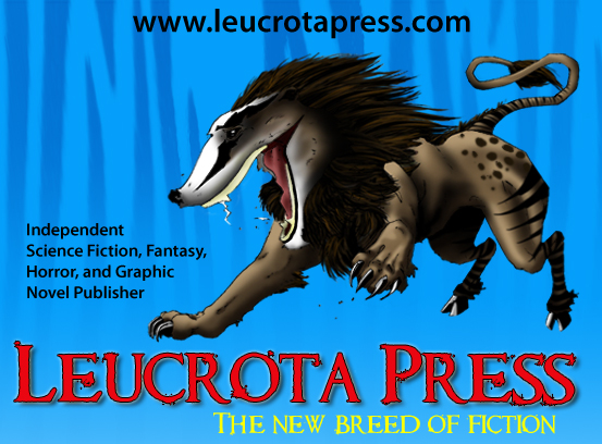 Leucrota Press Logo