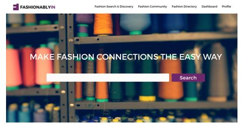 A Facebook for Fashion? Yes, check out Fashionablyin'