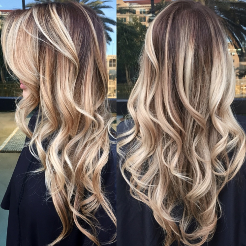 Top Haircuts, Colors and HairStyles - Balayage'