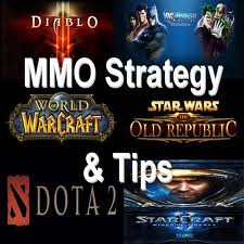 MMO Strategy Guides and Tips'