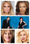Vanessa Williams, Megan Hilty, Andrea Martin  Live On Stage'