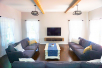 Living Room at Imagine Sober Living