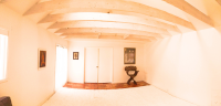 The meditation room at Imagine Sober Living.