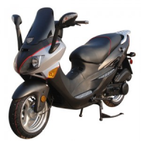 250cc Motor Scooters