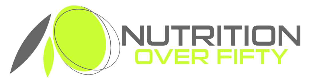 NutritionOverFifty.com Logo