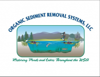 Organic Sediment Removal Systems, LLC Logo