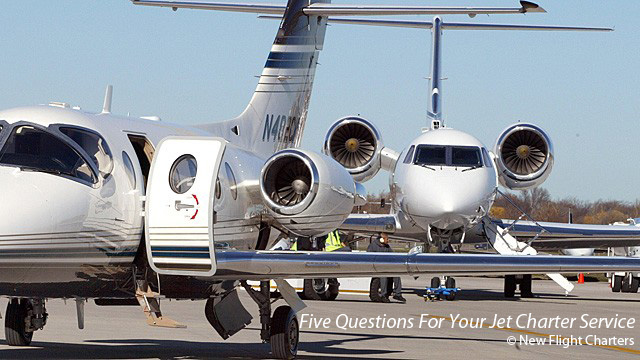 Private Jet Charter Brokers & Operators