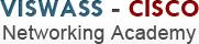 Logo for VISWASS-CISCO Networking Academy'