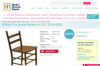 School Furniture Market in GCC 2016 - 2020
