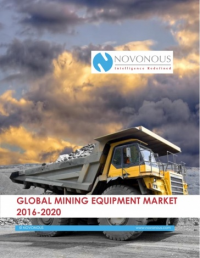 Global Mining Equipment Market 2016 - 2020