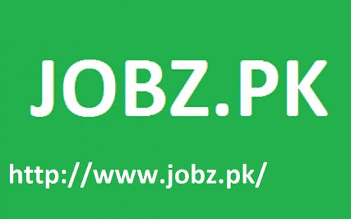 Company Logo For jobz.pk'