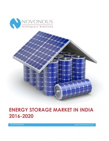 Energy Storage System (ESS) Market in India 2016 - 2020'
