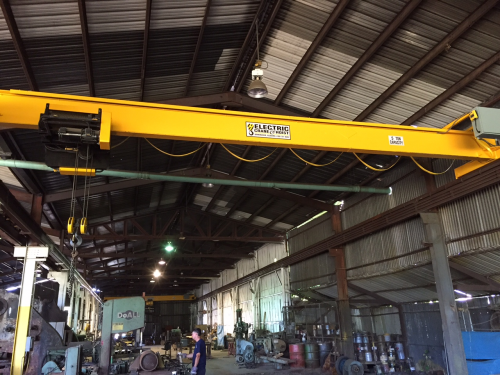 Electric Crane & Hoist'