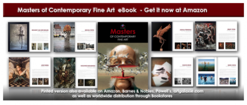 Masters of Contemporary Fine Art eBook now on Amazon.'