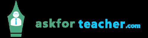 Company Logo For AskForTeacher.com'