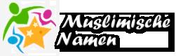Muslimische Namen'