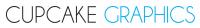 Cupcake Graphics Logo