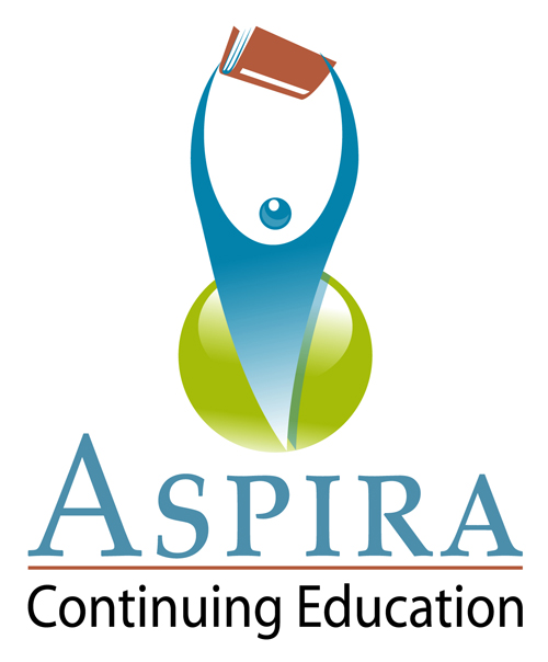 Logo for Aspira Continuing Education'
