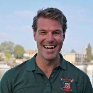 Brian de Regt - Oakland Strokes Men's Varsity Head Coac'