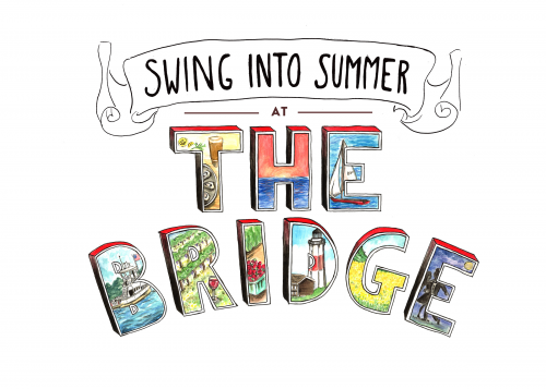 Swing into Summer at The Bridge'