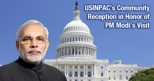 USINPAC Celebrates US-India Ties With Event at Capitol Hill'