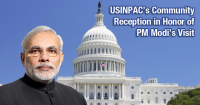 USINPAC Celebrates US-India Ties With Event at Capitol Hill