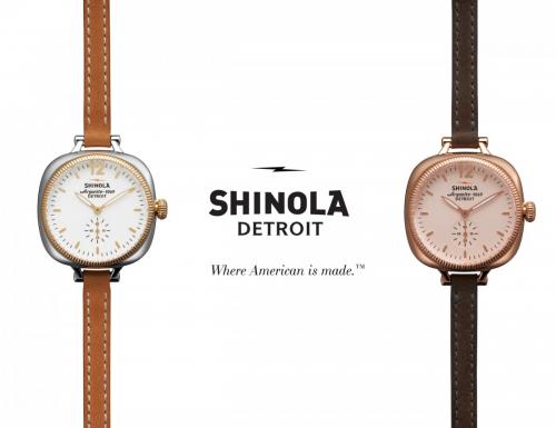 Shinola Watch'