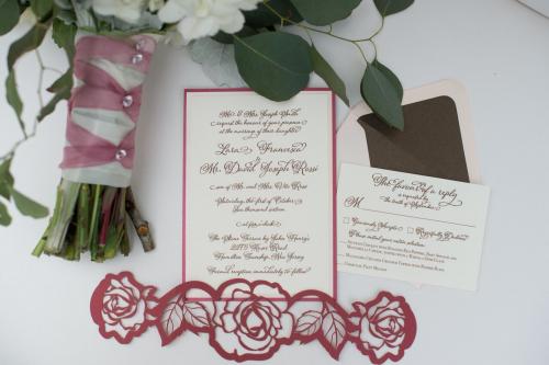 Wedding Invitation'