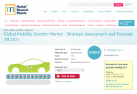 Global Mobility Scooter Market - Strategic Assessment