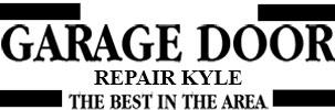 Company Logo For Garage Door Repair Kyle'