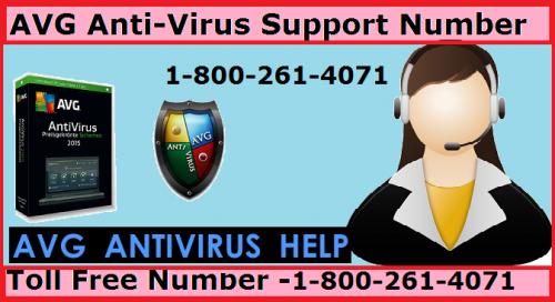 Company Logo For AVG Antivirus Technical Support'