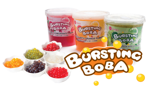 BOSSEN SHOWCASES BURSTING BOBA AND MORE AT SUMMER FANCY FOOD'
